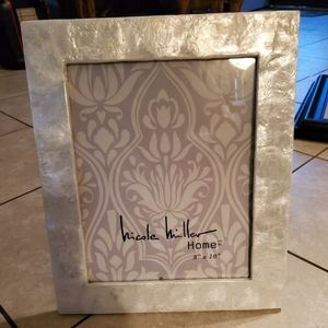 Nicole Miller Home Picture Frame
